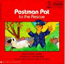 Postman Pat to the Rescue by Cunliffe, John