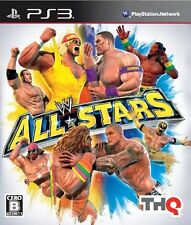 Used PS3 WWE All-Stars Japan Import