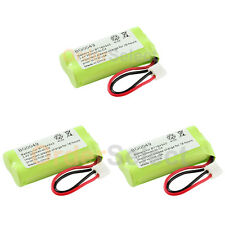 3x Phone Battery 350mAh NiCd for Vtech DS6301 DS6321 DS6322 LS6113 LS6117 LS6204