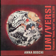 Anna Boschi: Universi Percorsi di Visual Poetry 1970 2010