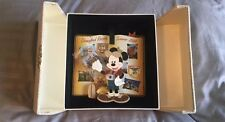 RARE Limited Edition 1/250 Disney Pin Mickey's pin Odyssey Summer 2008 Resort