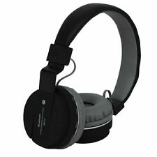 Foldable Bluetooth Headphone SH12 With MIC, FM and SD Card Slot