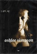 Ashlee Simpson - I Am Me (Slimline DVD, 2005) BRAND NEW FACTORY SEALED