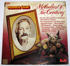 Philippines JAMES LAST Melodies Of The Century LP Record