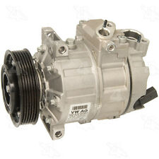 Four Seasons 68646 New Compressor And Clutch