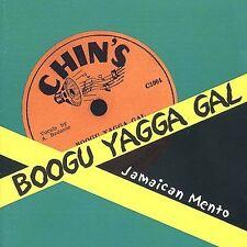 BOOGU YAGGA GAL: JAMAICAN M...-BOOGU YAGGA GAL: JAMAICAN MENTO 1950S / VA CD NEW