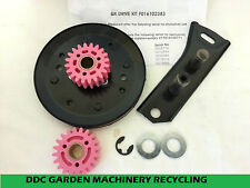 Qualcast Suffolk Punch & Atco qx system drive gear kit genuine replacement