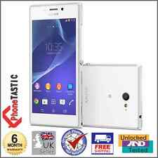 Sony XPERIA M2 - 8GB - White (Unlocked) Smartphone - Good Condition