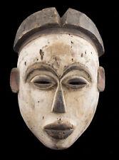 MASQUE PENDE CONGO RDC ZAIRE ART AFRICAIN - 1296