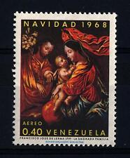 VENEZUELA - 1968 - Natale