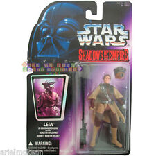 STAR WARS Shadows of the Empire LEIA in BOUSHH DISGUISE FIGURE ~ Collectible Toy