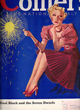 Collier's Magazine Kathleen Norris Alan LeMay Mignon Eberhart July 9 1938