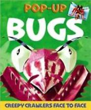 Bugs Pop-up: Creepy Crawlers Face-to-Face - Hewitt, Sally - Hardcover