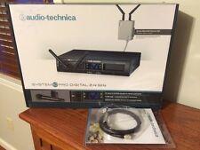 Audio Technica ATW-1312 Dual Digital Wireless Guitar & Mircophone in one unit!