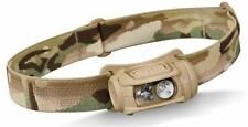 Princeton Tec Remix Headlamp Multicam Light Red Green Blue 125 Lumens