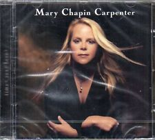 MARY CHAPIN CARPENTER - TIME SEX LOVE - CD (NUOVO SIGILLATO)