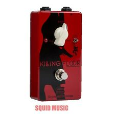 Seymour Duncan Killing Floor High Gain Boost Guitar Effects Pedal ( Brand New )