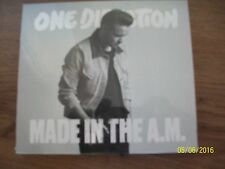 ONE DIRECTION - MADE IN THE A.M. Liam Payne Cover New CD HMV Exclusive AM 1D