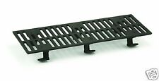 Cast Iron Grate Heavy Stove Duty for 55 Gal Barrel Kit Wood Burning Fireplace
