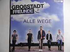Großstadt Freunde   Alle Wege  Single Edit  1 Track   ultra rare Promo Maxi - CD