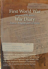 2 DIV 5 Infantry Brigade Connaught Rangers 2nd Battalion War Diary WO95/1347