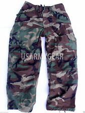 NEW Made in US. Army Rare M65 Field M Pants Camouflage ORIGINAL ECW with Liner