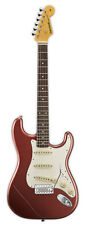 NEW ESP Edwards E-ST-90ALR Burgundy Mist
