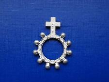N°780 insigne religieux dizainier scoutisme scout dévotion pèlerinage prière