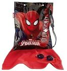 MARVEL SPIDERMAN:SWIMBAG,GOGGLES,TOWEL,NEW WITH TAGS