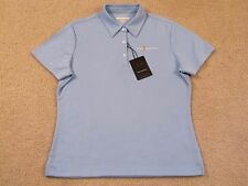 "GREG NORMAN LADIES PLAYDRY ""THE PLAYERS"" GOLF TOURNAMENT POLO-GOLF SHIRT -L -NWT"