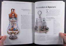 Antique French & European Table Silver and Pottery & Porcelain Tablewares