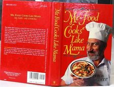 MR. FOOD COOKS Like MAMA CookBook by Art Ginsburg 1992 $13 Retail