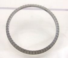 Vintage Rolex Datejust Engine Turned Watch Bezel 16234 16220 16030 16014 Part