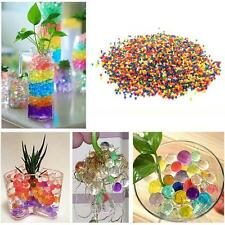 1000pcs Water Balls Crystal Pearls Jelly Gel Bead for Orbeez Toy Refill Color B1