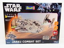 LOT 39536 | Revell 06758 Star Wars Build & Play Jakku Combat Set NEU in OVP