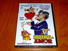 HABLEMOS DE AMOR / Amore e chiacchiere - Alessandro Blasetti / Vittorio de Sica