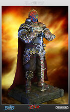 First4Figures Legends of Zelda Twilight Princess Ganondorf Statue MINT IN BOX
