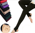 New Fashion Womens Warm Winter Skinny Slim Leggings Thick Footless Stretch Pants