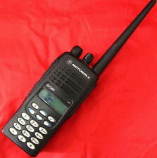 255 Channel Motorola GP380 VHF 136-174 Mhz 5W 2Way Radio W/O BATTERY