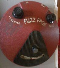 Vintage Dallas -Arbiter Fuzz Face ( Bc108C)