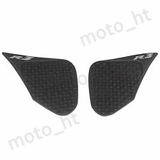 Side Gas Traction Tank Pad Knee Grip Protector For Yamaha R25 / R3 2015 2016 ht
