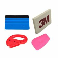 Lil Chizler Felt Wrapped 3M Blue squeegee vinyl applicators graphics