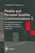 Mobile and Personal Satellite Communications 2: Proceedings of the Second Europe