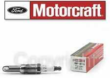 Genuine Motorcraft Spark Plug SP507 replaced by SP515
