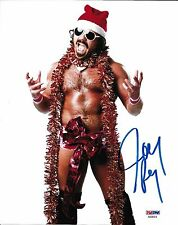 Joey Ryan Signed 8x10 Photo PSA/DNA Wrestling Picture Autograph WWE TNA ROH PWG