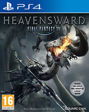 Final Fantasy XIV FF14 Heavensward PS4 Playstation 4 IT IMPORT SQUARE ENIX