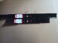 "replaces Simplicity Blades 38"" Cut Deck High Lift Oregon 1704856  1704101"