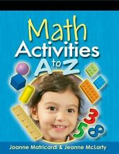 Math Activities A to Z (Activities a to Z Series)