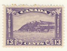 Canada Stamp Scott # 201 13-Cents Quebec Citadel MH