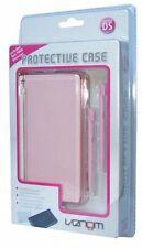 DS Lite Schutzhülle Case Clear +2 Stifte Pink Venom